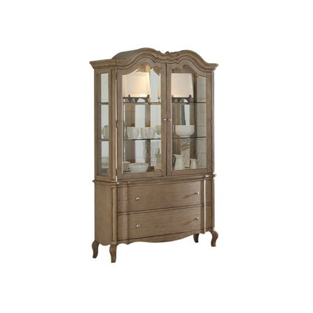 ACME Chelmsford Hutch & Buffet, Antique Taupe