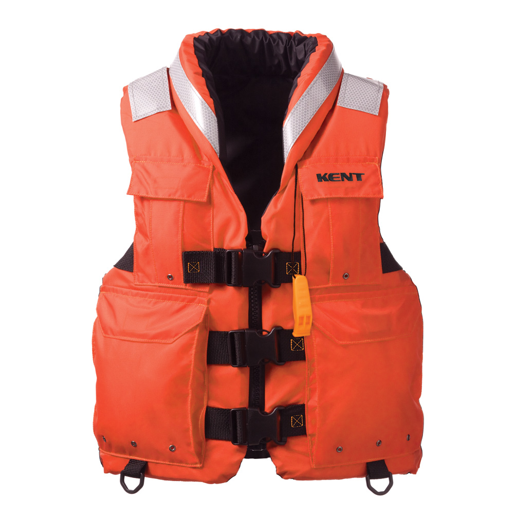 KENT SEARCH AND RESCUE  COMMERCIAL VEST - 2X-LARGE