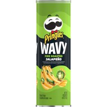 Potato Chips: Pringles Wavy