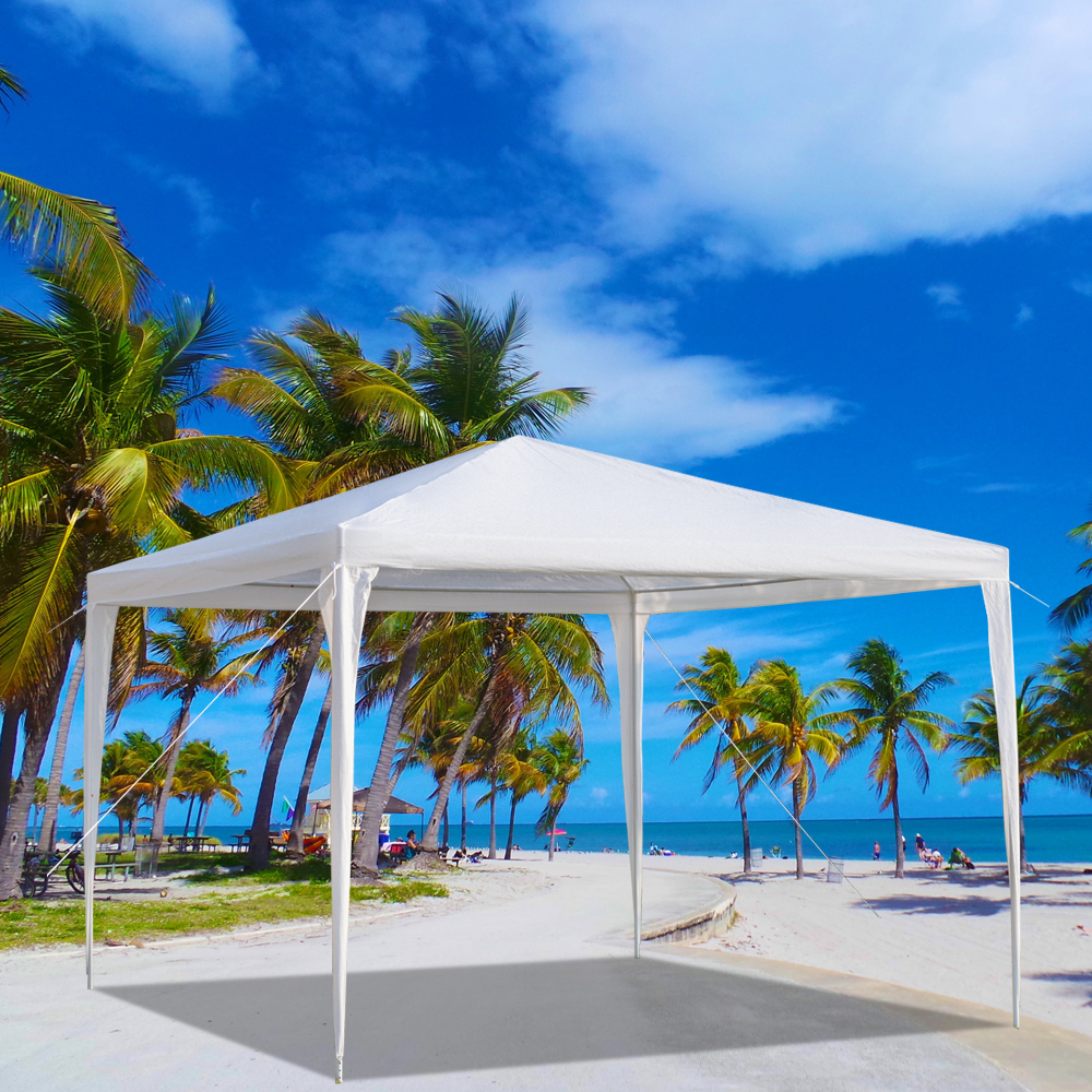 Wedding With White Tent: Clearance! 10' X 10' Canopy Tent, URHOMEPRO 2020Newest