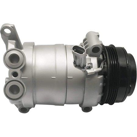Fits 2001 GMC Sierra 1500 SLE 5.3L A/C Compressor and Clutch (2001 Gmc Sierra 1500 Engine 4-8 L V8)