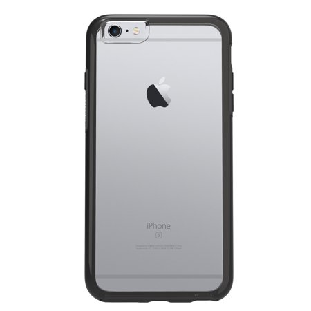 (Refurbished) OtterBox SYMMETRY SERIES Case for iPhone 6 / 6S Plus (ONLY) - Black Crystal (Outter Box Case For Iphone 6s)