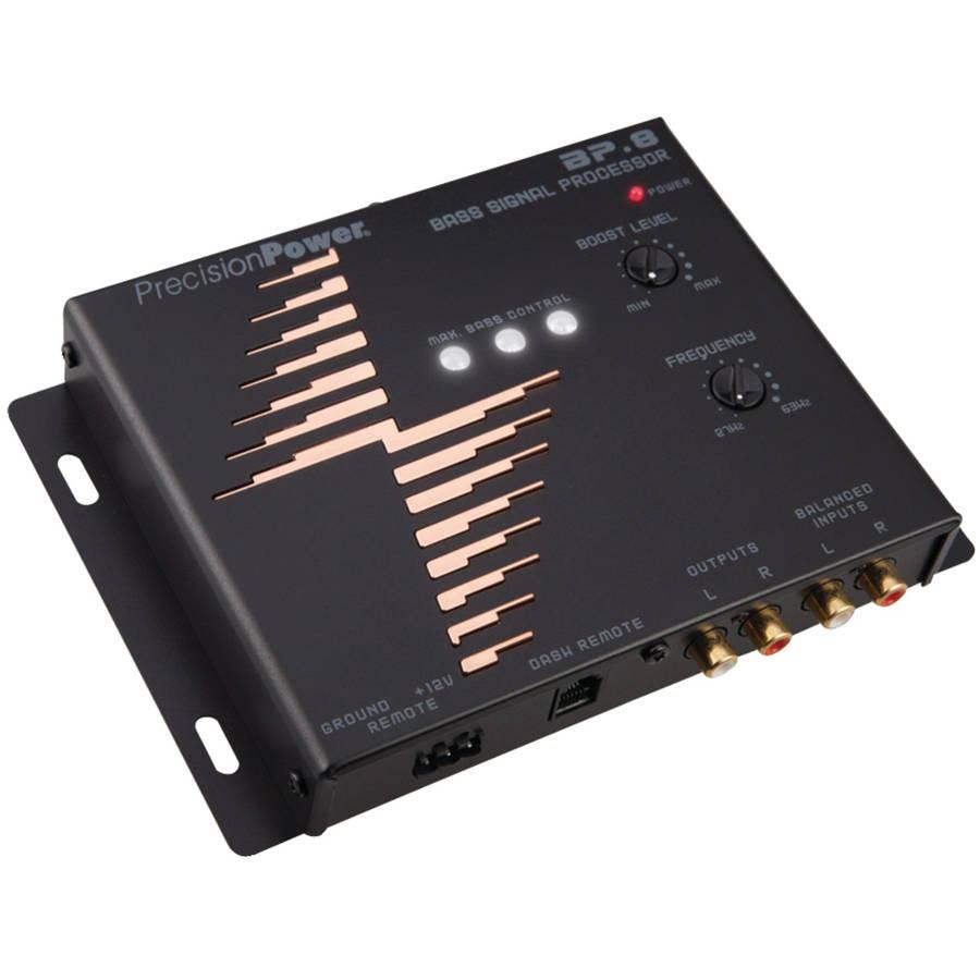 Precision Power BP.8 Bass Signal Processor by Precision Power
