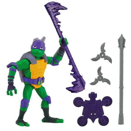 Rise of the Teenage Mutant Ninja Turtle Donatello Action Figure - Ninja Turtle Colors