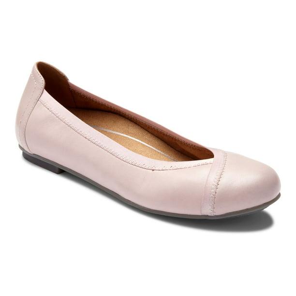 Vionic Womens Spark Caroll Ballet Flat