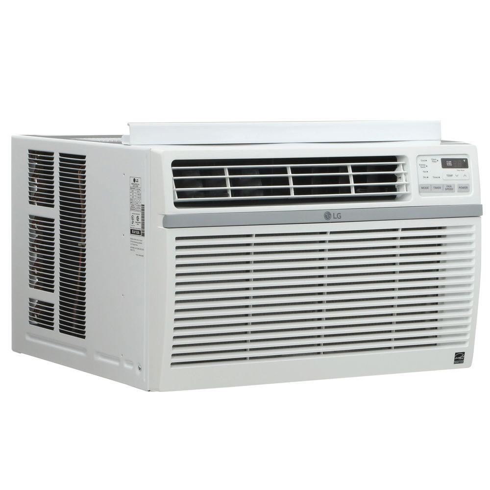 LG 24,500 BTU Window Air Conditioner 230V Factory Reconditioned