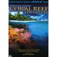 Coral Reef Adventure (DVD)
