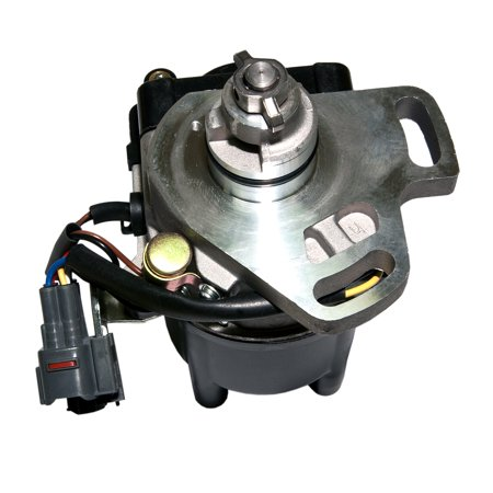 Geo Prism Toyota (Brand New Compatible Ignition Distributor w/ Cap & Rotor 4AFE / 19030-16140 19020-15140 94850028 for 90-93 TOYOTA COROLLA CELICA GEO PRIZM 4AFE 31-77416 84774)