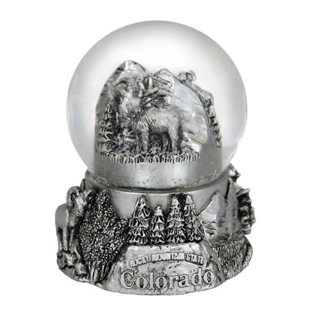 Americaware PSGCOL65 Colorado 65 mm Snow Globe