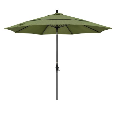 California Umbrella Sun Master Market Tilt Olefin Patio Umbrella, Multiple Colors ()