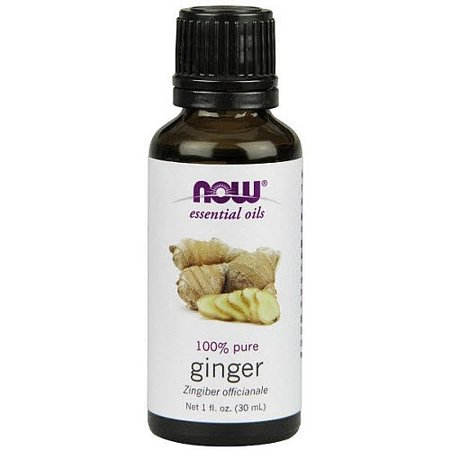 - NOW Foods Ginger Oil 1 Ounce