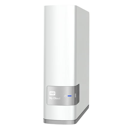 WD 4TB My Cloud Personal Network Attached Storage - NAS - (Best Nas Storage For Mac)