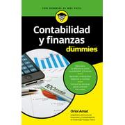 Contabilidad y finanzas para Dummies - eBook