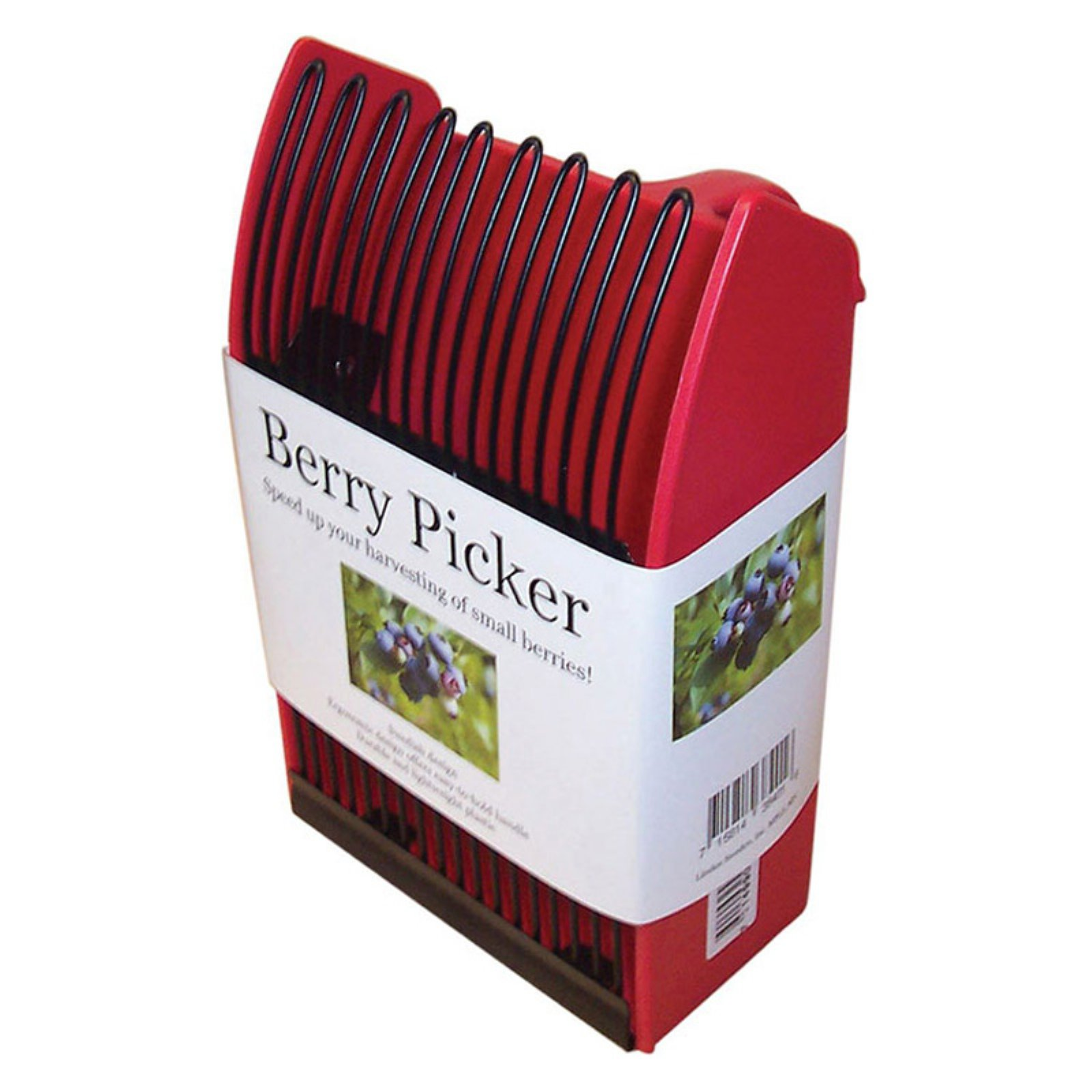 Jonas Berry Picker, Adult Size, 9-Inches x 5.75-Inches