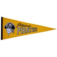 """Pittsburgh Pirates 13"""" x 32"""" Cooperstown Pennant"""