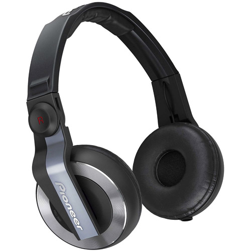 Pioneer HDJ-500-K DJ Headphones Black by Pioneer DJ