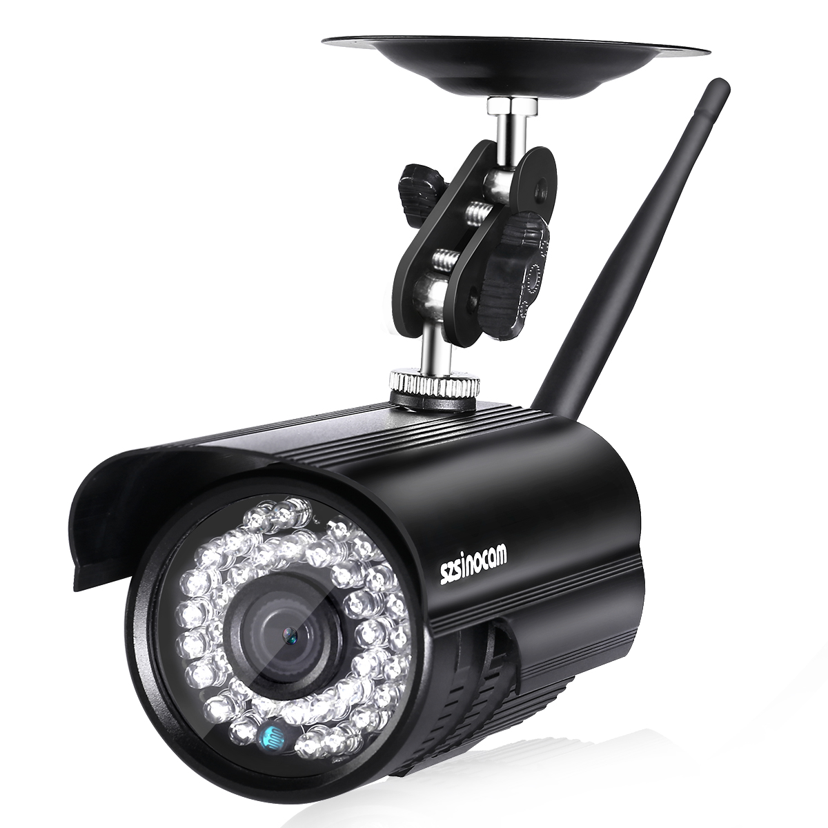 Szsinocam 720P Waterproof WLAN Wireleess 1.0 Megapixel Security CCTV WiFi IP Camera