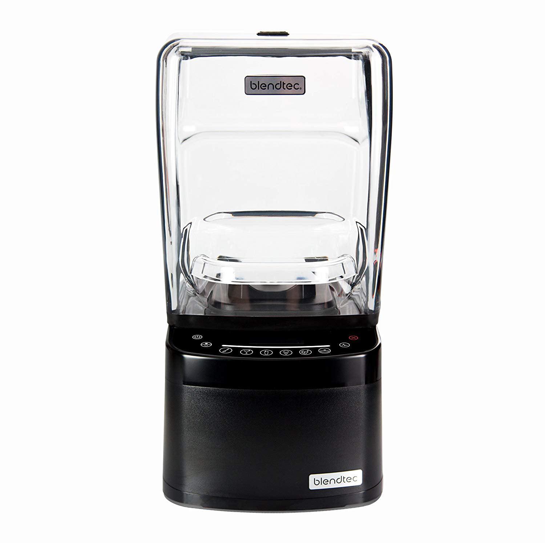 Blendtec P795C2901 Stealth 795 Blender with Wildside + Jar and Spoonula, Black