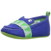 Rosie Pope Kids Footwear I See You Canvas Infant Boy Crib Shoes