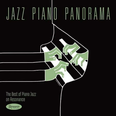 Jazz Piano Panorama: The Best Of Piano Jazz On Resonance (CD)