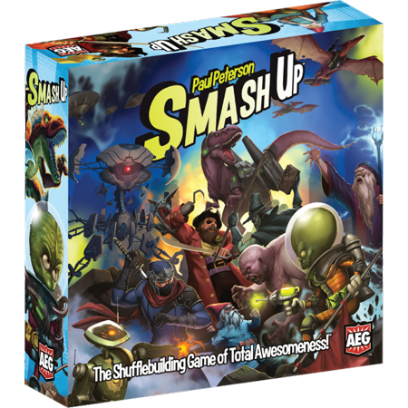AEG Smash Up Card Game ONLY $1...