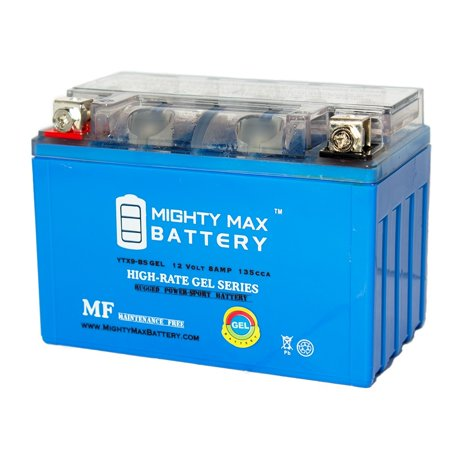 YTX9-BS GEL 12V 8AH Battery for KAWASAKI ZX600-G, J ZX6R 600CC 98-'08