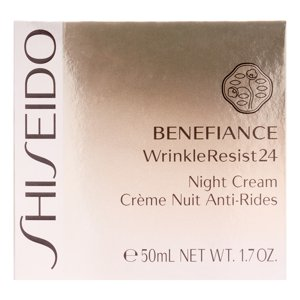 Shiseido Benefiance Wrinkle Resist 24 Night Cream, 1.7 Oz