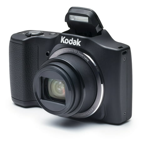 KODAK PIXPRO FZ152 Compact Digital Camera - 16MP 15X Optical Zoom HD 720p Video (Best Compact Travel Zoom Camera 2019)