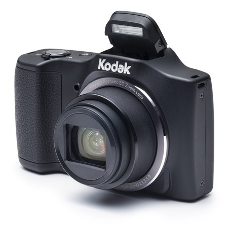 KODAK PIXPRO FZ152 Compact Digital Camera - 16MP 15X Optical Zoom HD 720p Video (Black) F10 Digital Camera