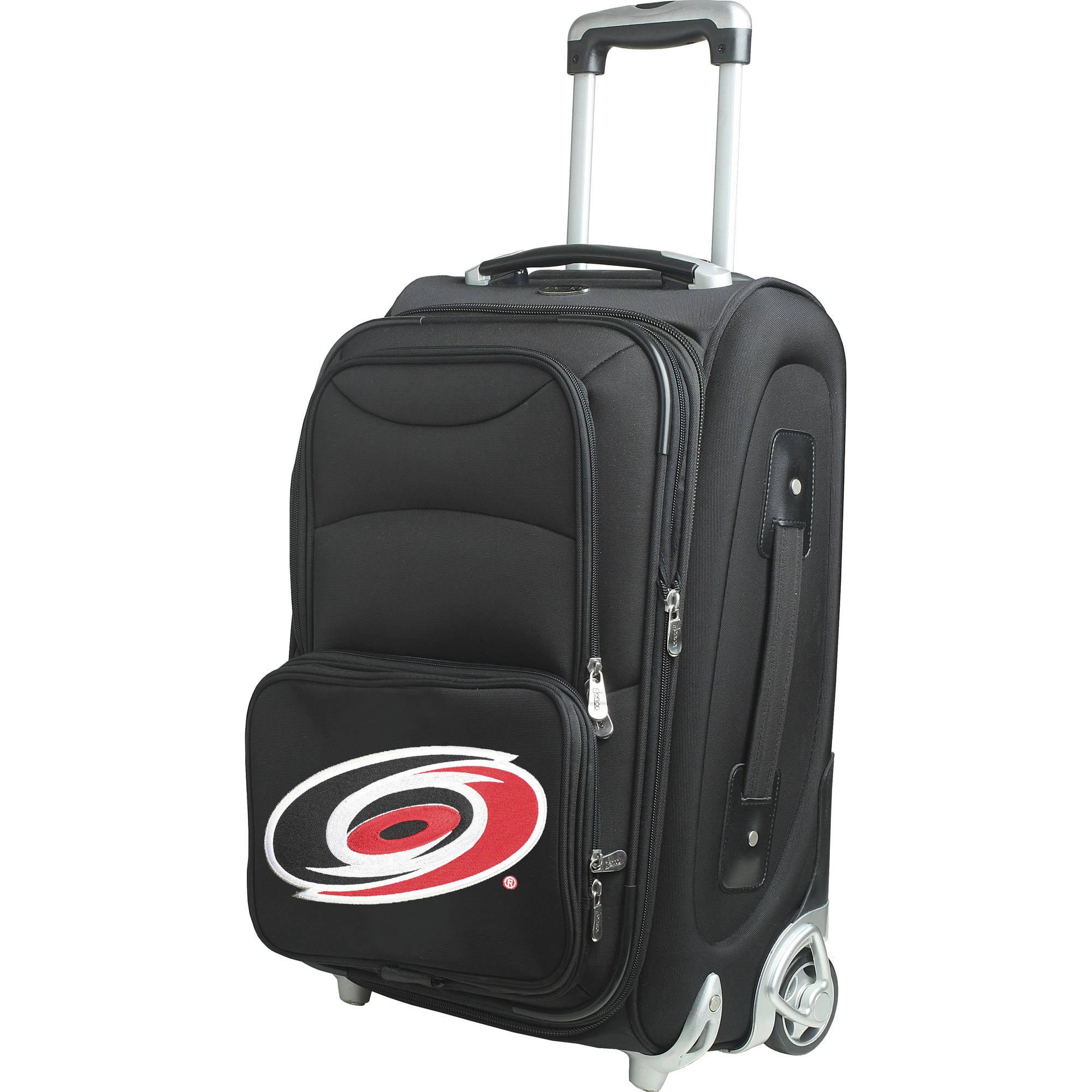 "Denco NHL 21"" Carry-On, Carolina Hurricanes by Mojo Licensing"