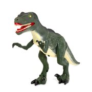 "Best Choice Products Velociraptor 21"" Large Walking Toy Dinosaur w  Real Sound and Lights by"