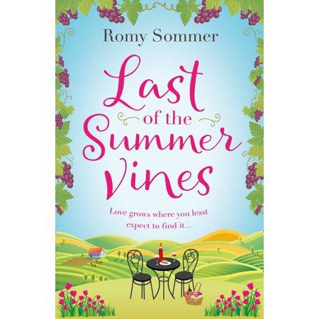 Summer Vine - Last of the Summer Vines - eBook