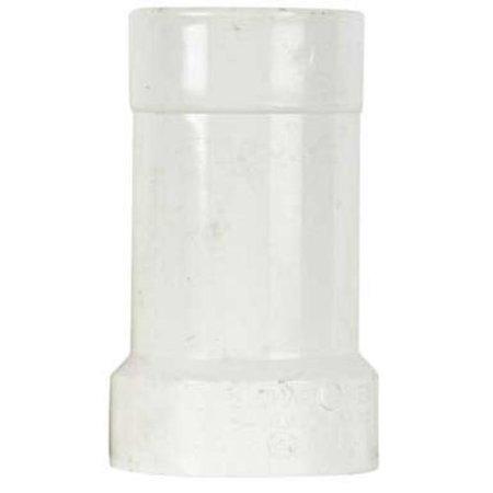 Cast Iron Soil Pipe (Charlotte Pipe & Found PVC001230600HA Pvc/Dwv Hub Adapter, Cast Iron 2