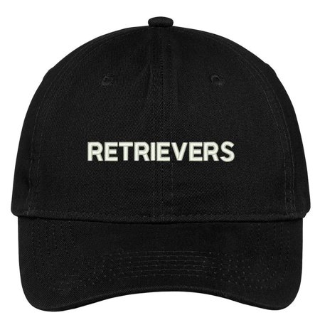 Trendy Apparel Shop Retrievers Dog Breed Embroidered Dad Hat Adjustable Cotton Baseball - Dog Breed Hats