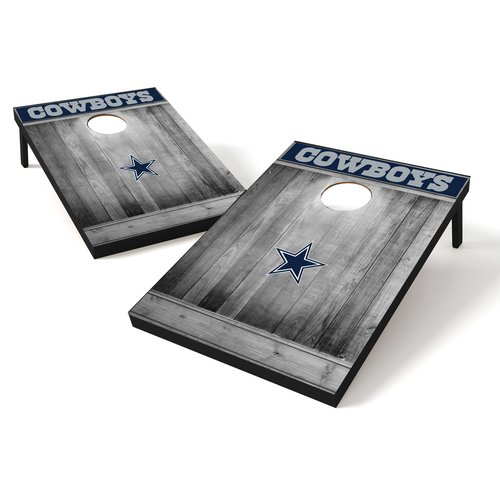 Tailgate Toss Wood NFL Dallas Cowboys by Wild Sports