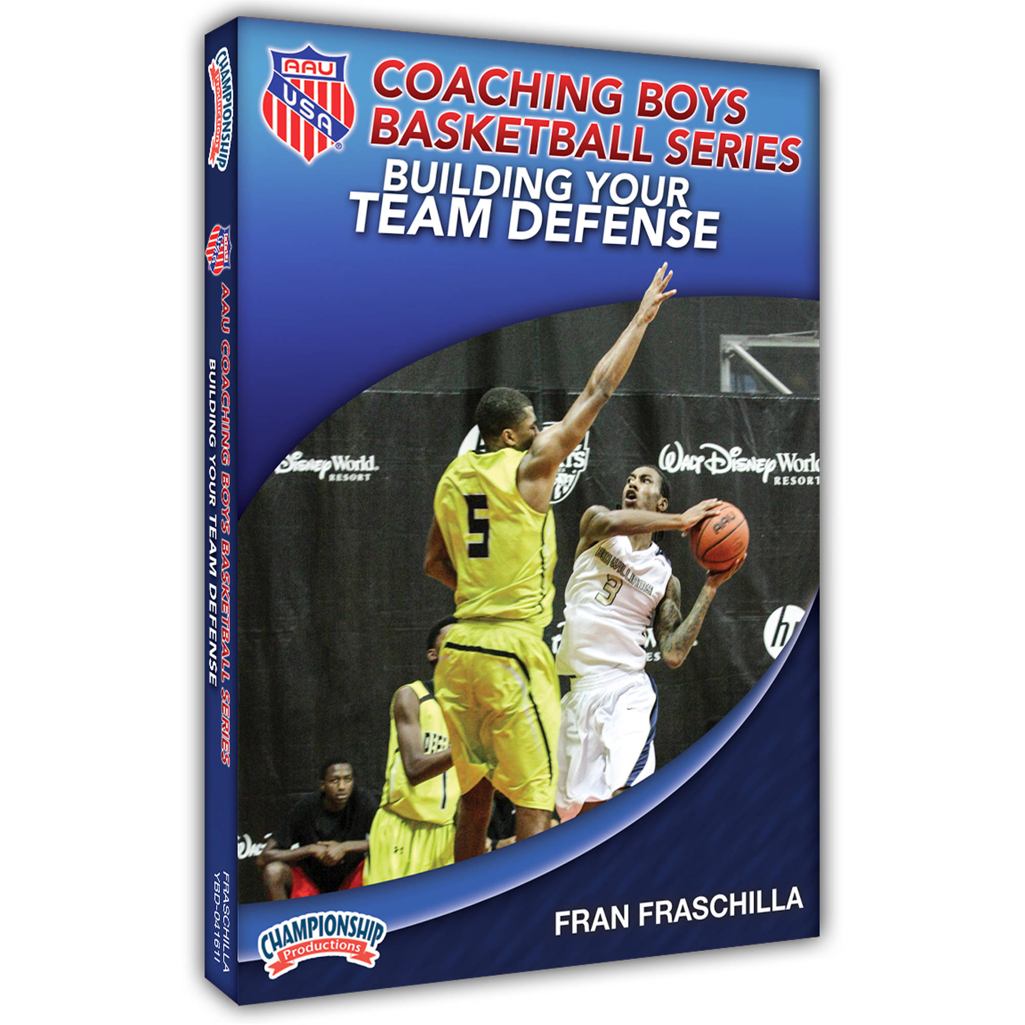 AAU Coaching Boys Basketball Series: Building Your Team Defense by Championship Productions