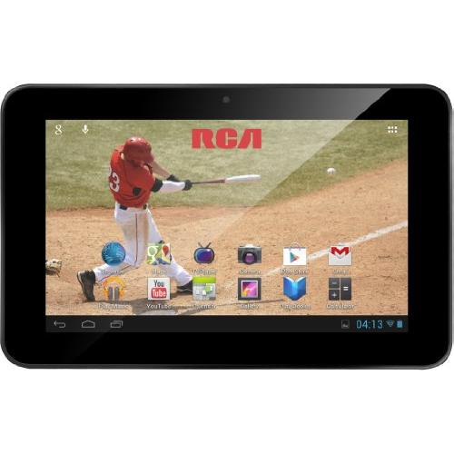 RCA 7-Inch Smart Portable TV with Built-in Android Tablet
