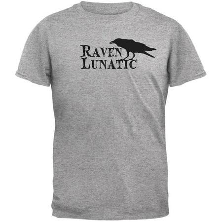 Raven Halloween (Halloween Raven Lunatic Heather Grey Youth)