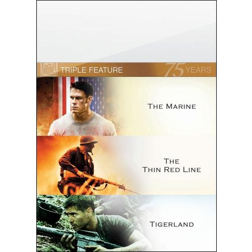 Marine / The Thin Red Line / Tigerland (Fox 75th Anniversary) (Widescreen, ANNIVERSARY)