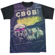 CBGB Torn Mens Sublimation Shirt