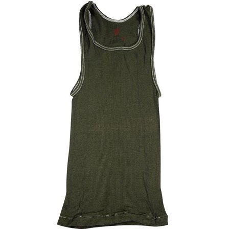 a0bfd34549de81 Hanes - Hanes - Big Girls Ribbed Tank Top Olive   Small - Walmart.com