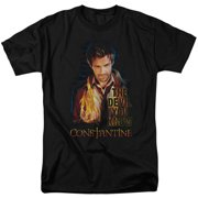 Constantine Men's  Devil You Know T-shirt Black