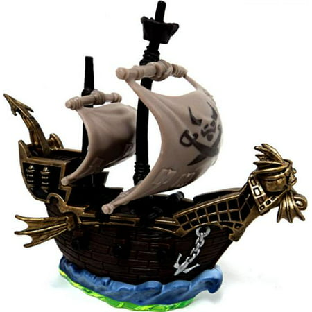 Skylanders Pirate Ship Figure (Personalized Pirates Ship)