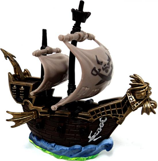 Skylanders Pirate Ship Figure