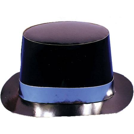 Top Hat Cardbrd Adult Halloween (80's And 90's Halloween Costumes)