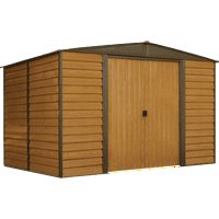 ARROW SHEDS WR108 WOODRIDGE SHED 10FT X 8FT