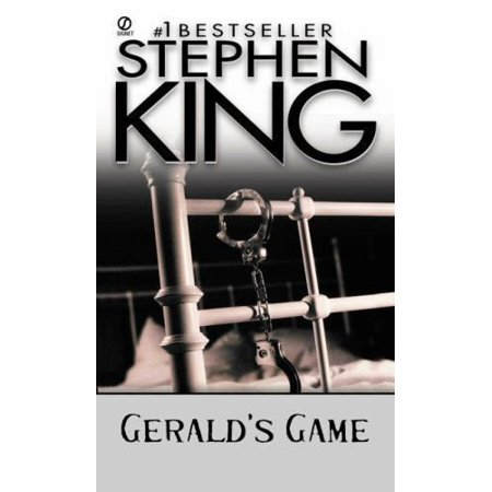 Gerald's Game by Stephen King (1993, Paperback) (Stephen King Halloween Quotes)