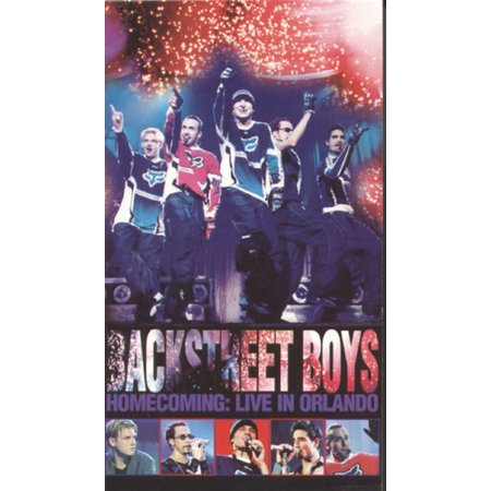 Backstreet Boys: Homecoming: Live in Orlando (DVD)