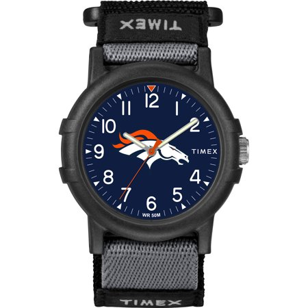Timex - NFL Tribute Collection Recruite Youth Watch, Denver - Boise State Broncos Wrist Watch