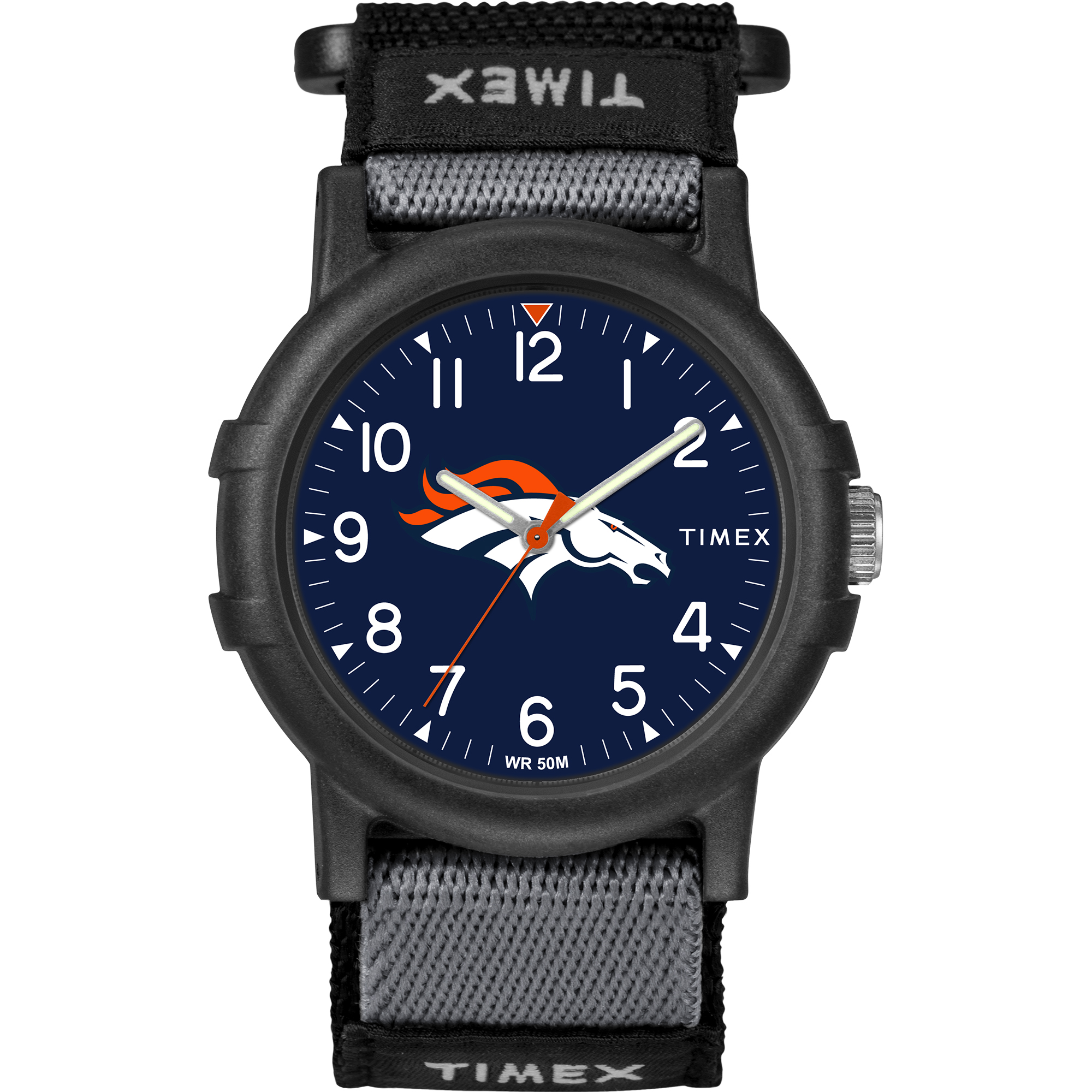 Timex - NFL Tribute Collection Recruite Youth Watch, Denver Broncos